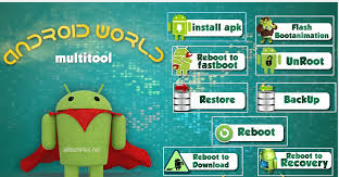 Android Multi Tool Latest Version V1.03 Free Download For Windows