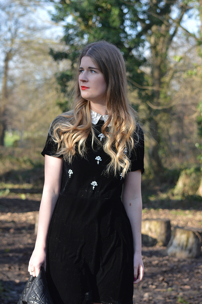 ASOS little black dress fashion bloggers