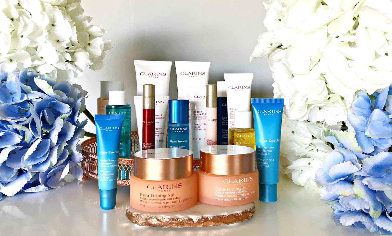 House Of Fraser Clarins Gift With Purchase, Clarins Extra-Firming Day Cream Review, Clarins Extra-Firming Night Cream Review