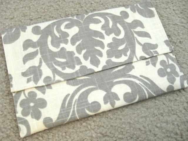 Kanelstrand Simple Diy Fabric Bag Tutorial