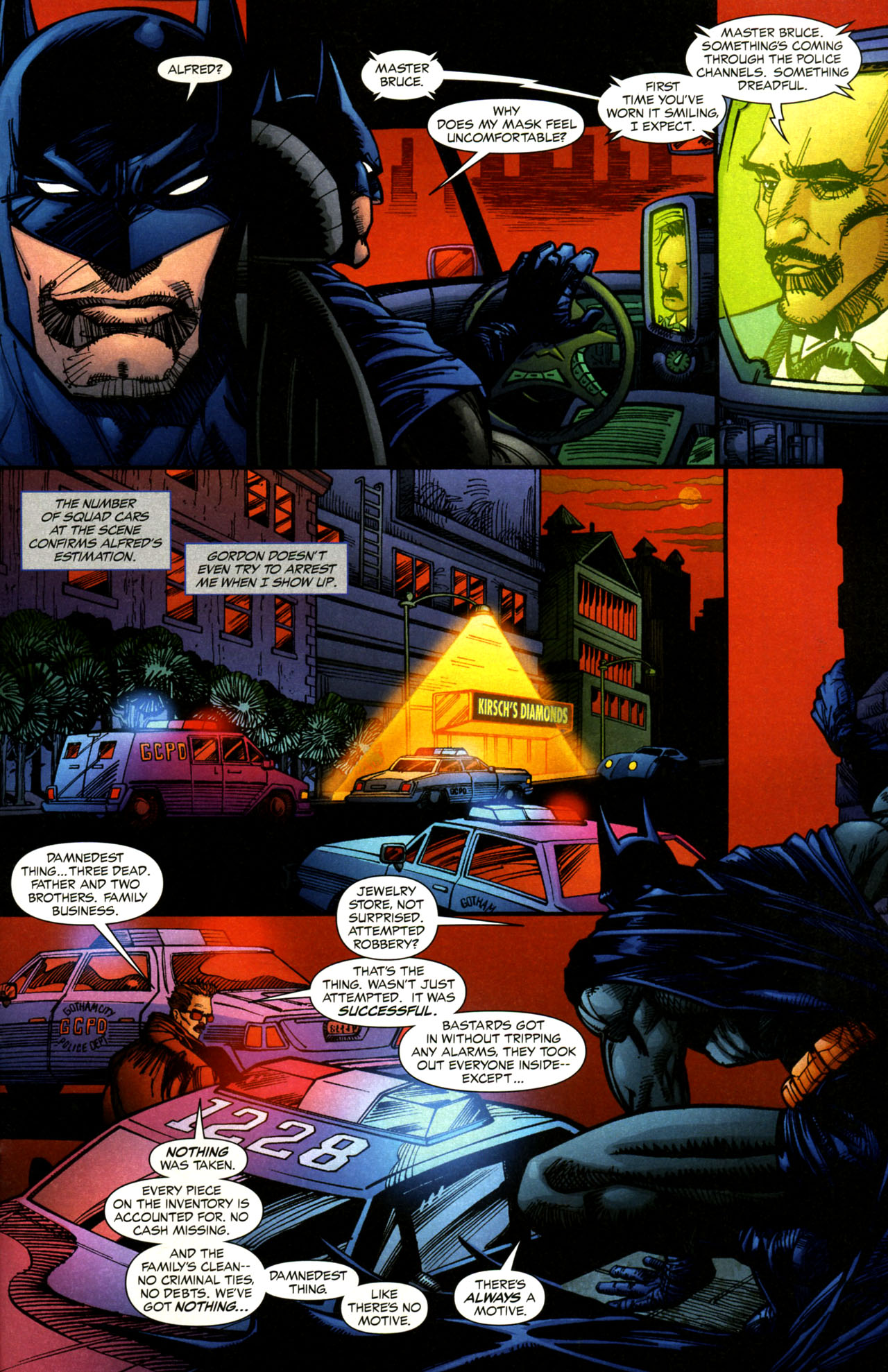 Batman Confidential Issue #7 #7 - English 13