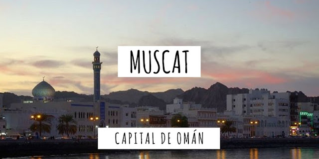 MUSCAT, CAPITAL DE OMÁN