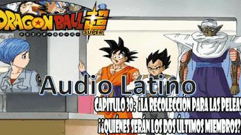 Dragon Ball Super en audio Latino capitulo 30