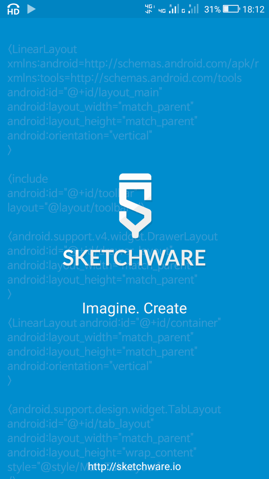 How to create an animation in Sketchware?