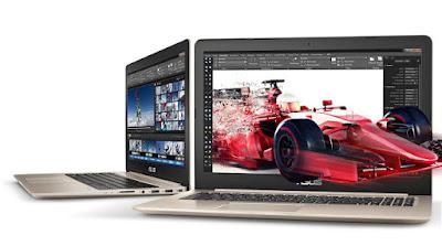 Review Laptop ASUS VivoBook Pro N580