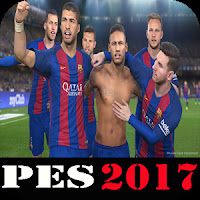 Pro Revolution Soccer PES 2017 APK for Androi