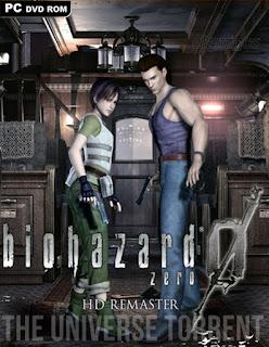 Resident Evil 0 HD Remaster | PC | Download | Completo | Torrent +