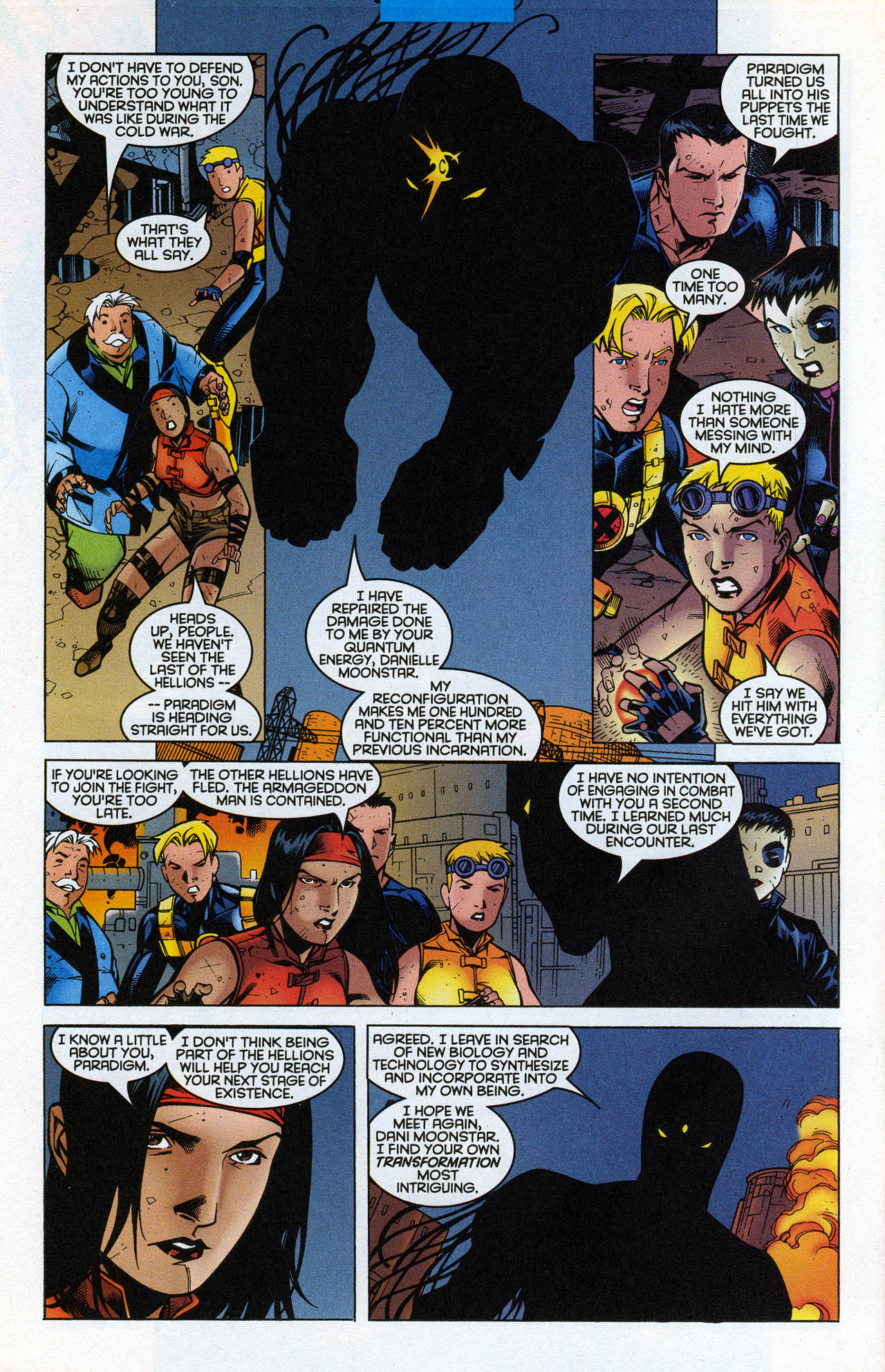 Read online X-Force (1991) comic -  Issue #90 - 25