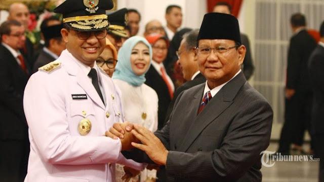 PKS: Prabowo Ingin Wakil Orang Sipil