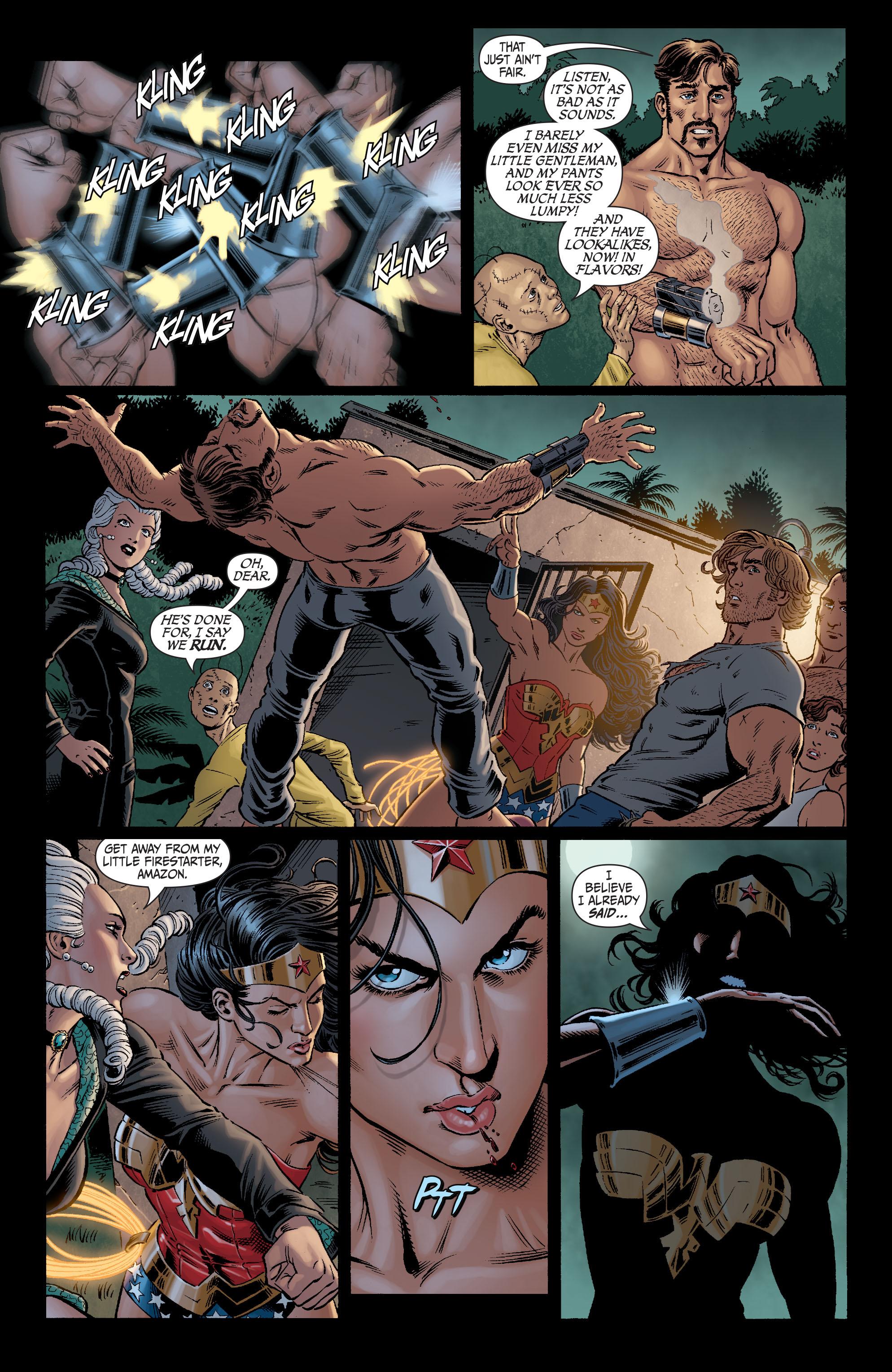 Read online Secret Six (2008) comic -  Issue #12 - 5