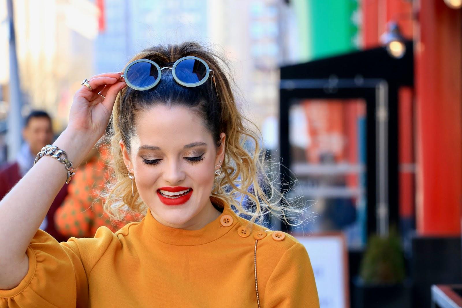 Nyc fashion blogger Kathleen Harper's best red matte lipsticks