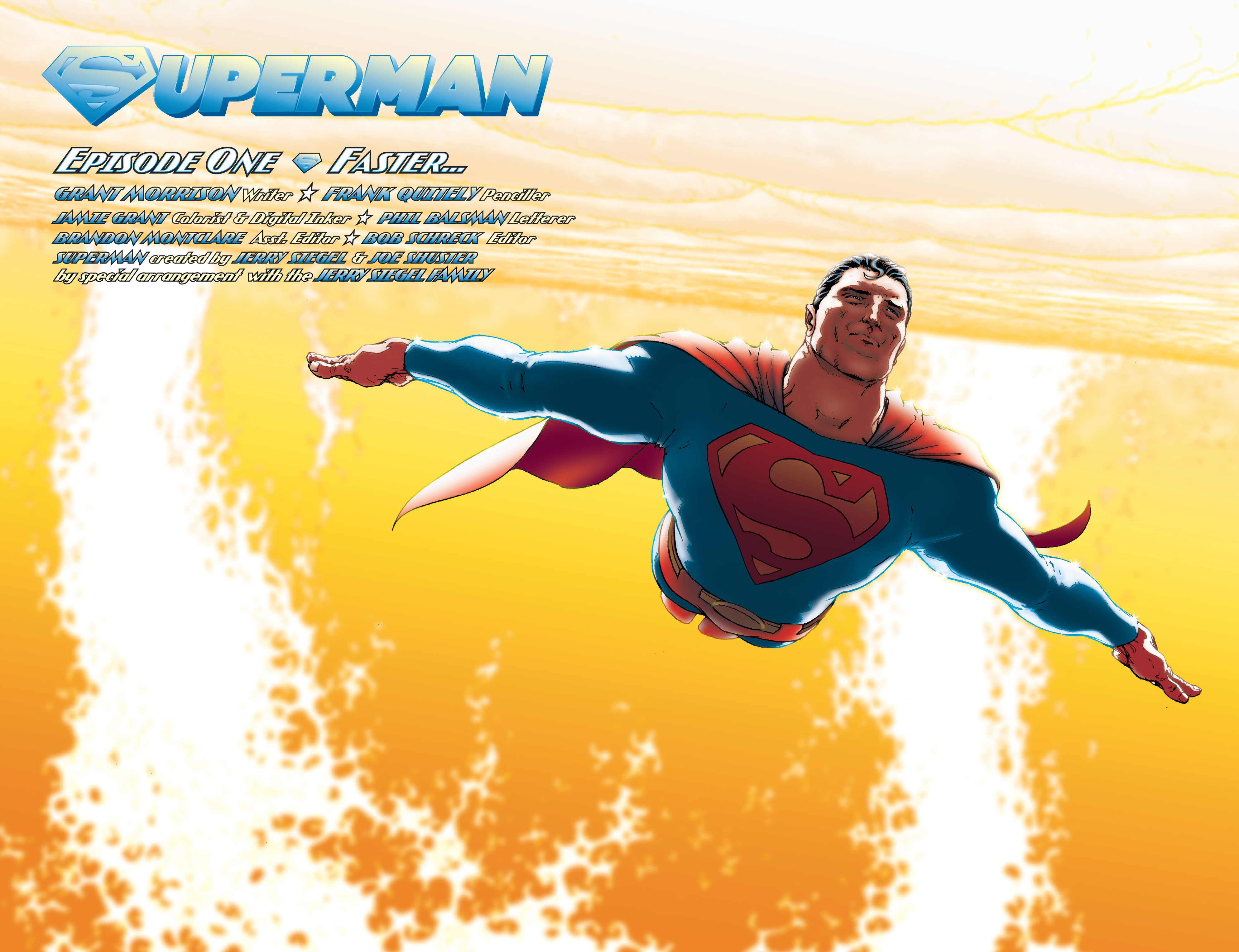 Read online All Star Superman comic -  Issue #1 - 3