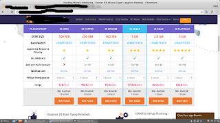 hosting dan vps termurah