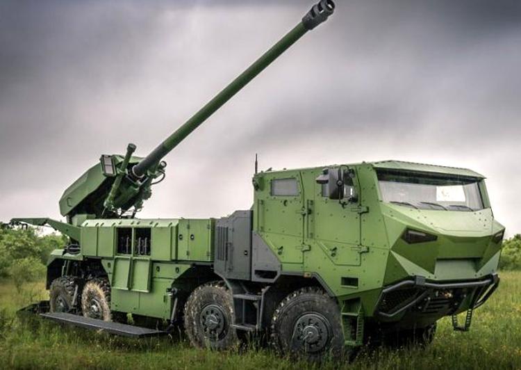 155 mm L52 Caesar