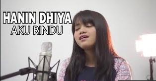 Hanin Dhiya - Aku Rindu Mp3