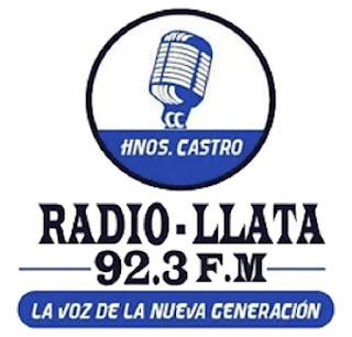 Radio Llata 92.3 FM Huamalies Huanuco