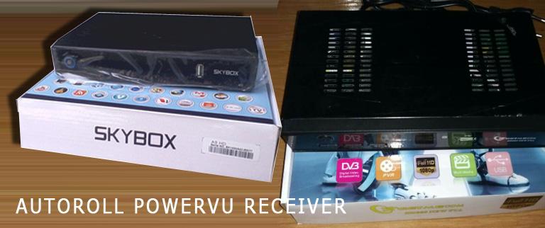 Update Powervu Key Terbaru dengan Autoroll Receiver