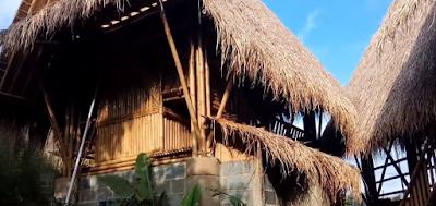 Tempat Wisata Bukit Saung Bambu Bandung