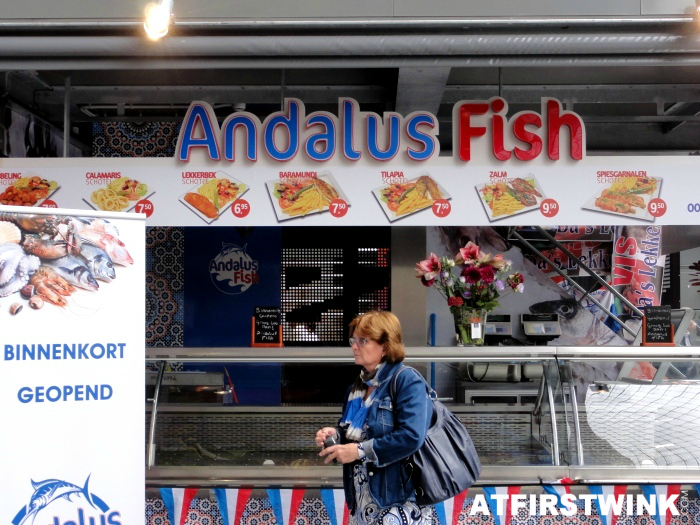 Fish store | Markthal in Rotterdam