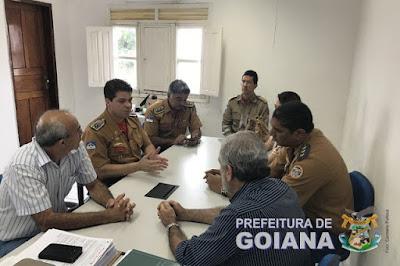 Prefeitura de Goiana realiza reunião para tratar de Terminal Rodoviário