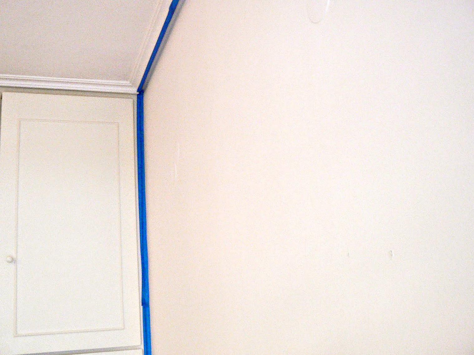 Προετοιμασία τοίχου για βάψιμο