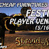Shroud of the Avatar Market Watch - Festival Player Owned Town, Cheap Furnitures Found (5/16/2017)