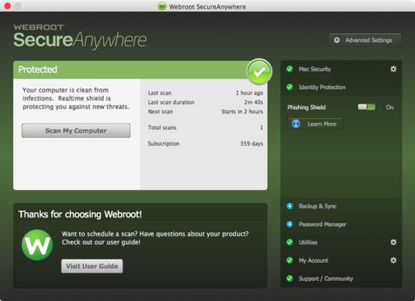 تحميل برنامج ويب روت انتي فايروس