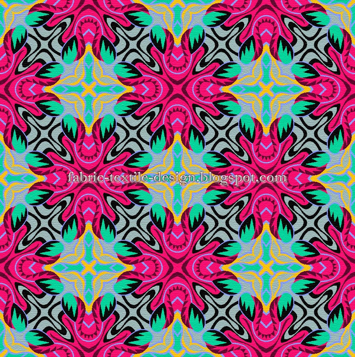 New Design Pattern For Jacquard Digital Print Design Fabric