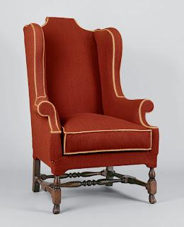 Американская мебель, 1620-1730 годы 5