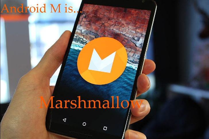 Official Name of Android M is 'Marshmallow' [Version 6.0]