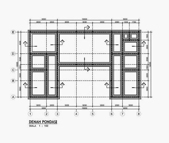 Arsitektur Rumah: Spesifikasi Pengerjaan Pondasi