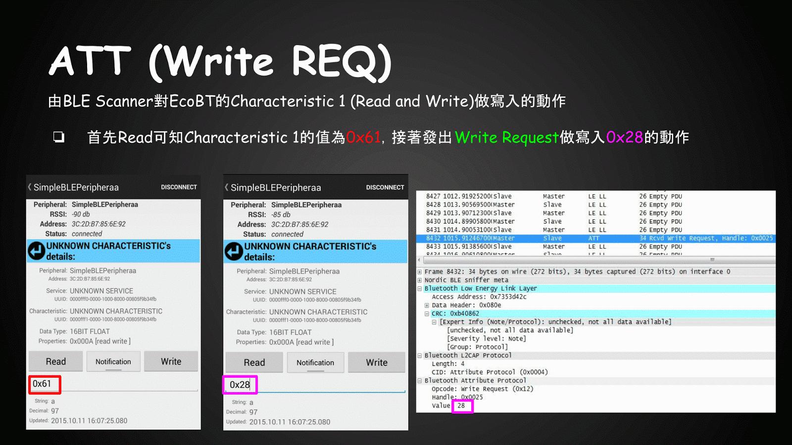 Le IoT 想想物聯網: BLE Scanner Tool 介紹(5) - Adafruit BLE Sniffer