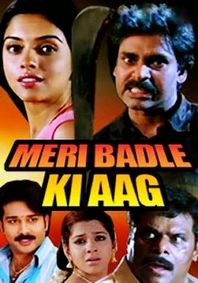 Poster Of Mere Badle Ki Aag (2006) In hindi dubbed Dual Audio 300MB Compressed Small Size Pc Movie Free Download Only At worldfree4u.com