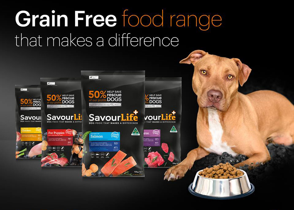 SavourLife Grain-Free Dry Dog Food | Australian Dog Lover