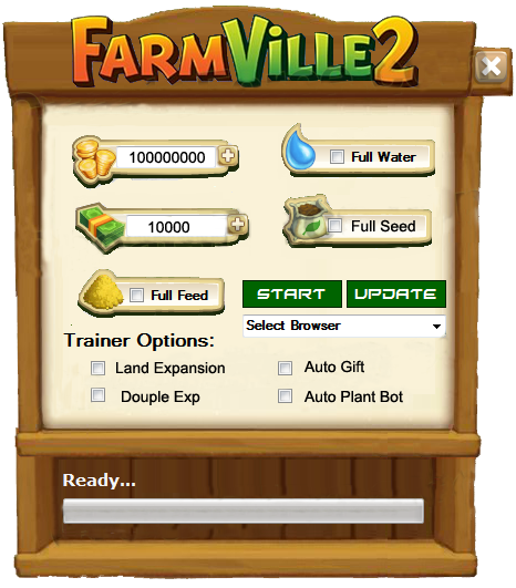 How to get free farm bucks on farmville 2 with cheat engine 6 2 and