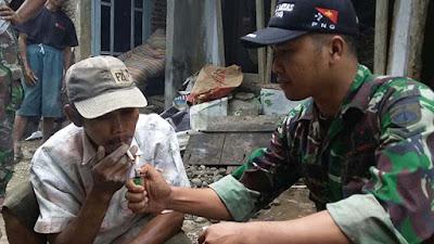 Melalui TMMD, Keakraban TNI Dengan Warga Semakin Nyata