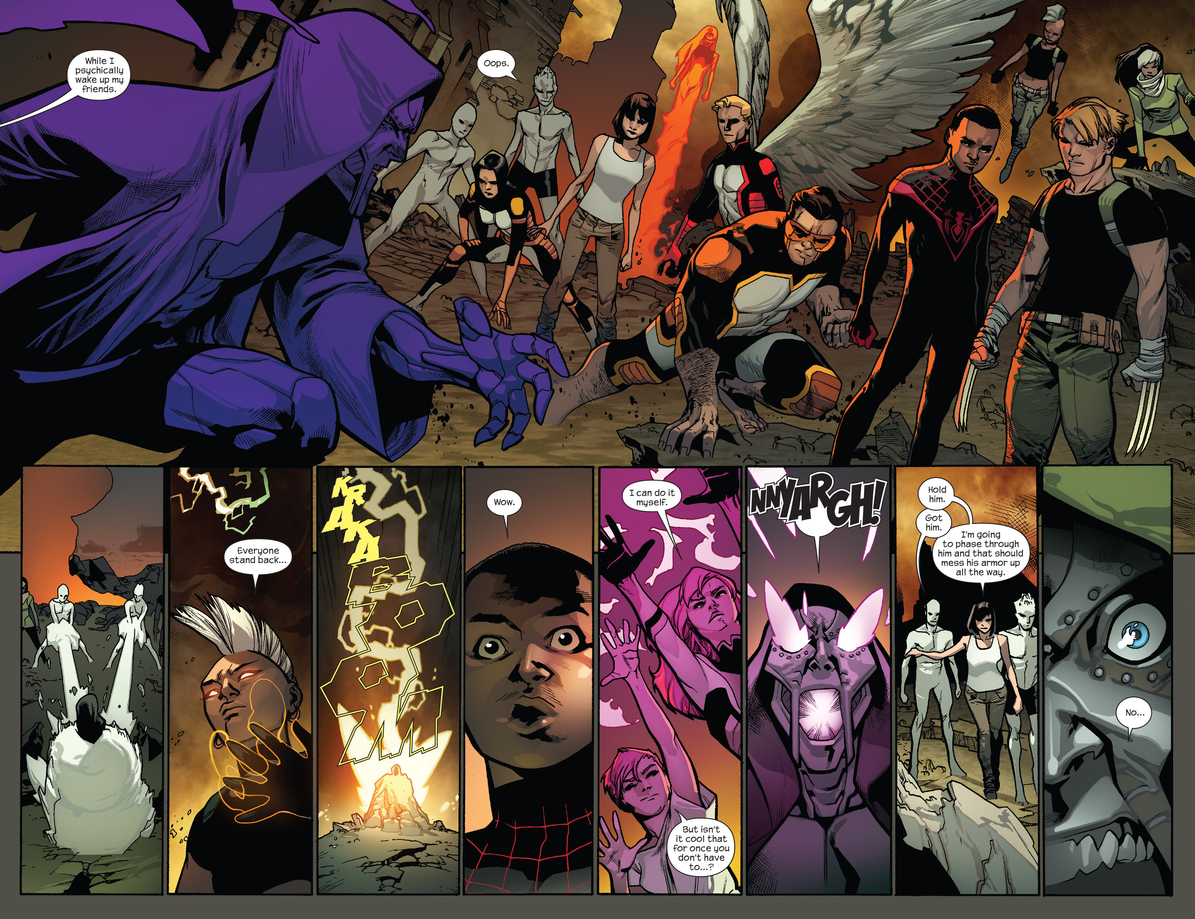Read online All-New X-Men (2013) comic -  Issue #36 - 6