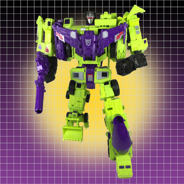 transformers combiner wars devastator review