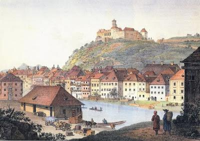 Ljubljana en 1765