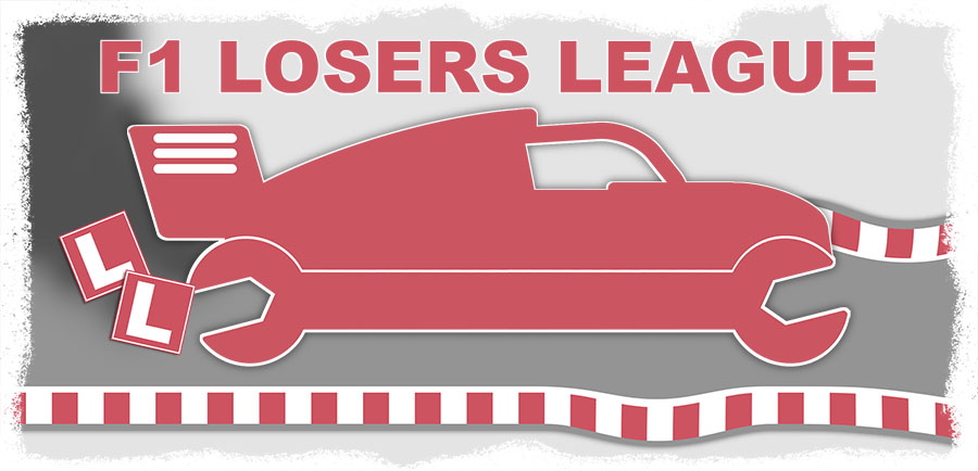 F1 Losers League