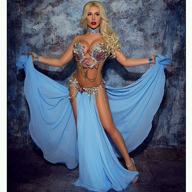 Top 10 Hot Belly Dance Costumes On Instagram