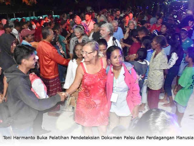 Pemkab Malra Laksanakan Gala Diner Bersama Peserta Wonderful Sail to Indonesia