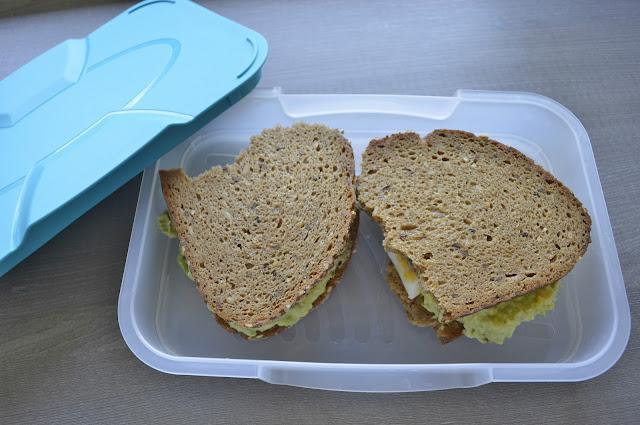 Sandwich aguacate Poca&GO