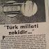 Türk Milleti Zekidir - Nostalji