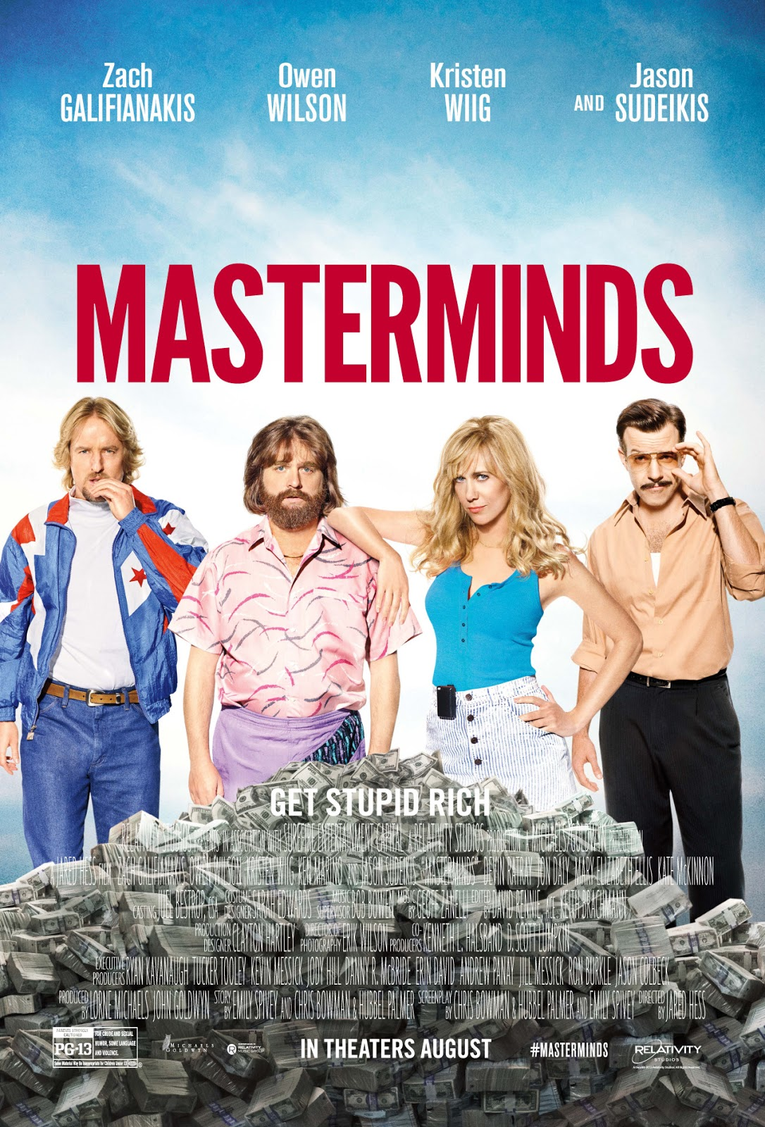 """Masterminds - มาสเตอร์มายด์"""