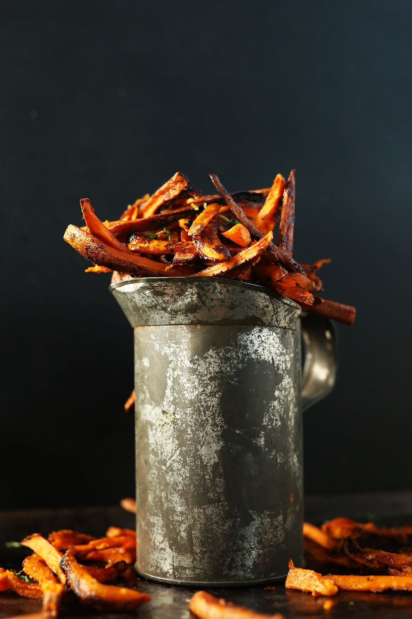 Cajun Sweet Potato Fries and 40+ Recipes that are Kosher for Passover ...
