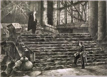 Dracula's Castle by MJBivouac