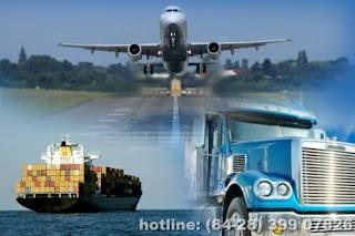 Vận chuyển hàng đường hàng không đi mỹ