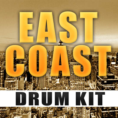 EAST COAST DRUMS AND SAMPLES