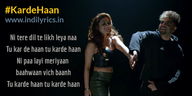 Karde Haan | Akhil & Musskan | Song Lyrics | Quotes | Images | Photos
